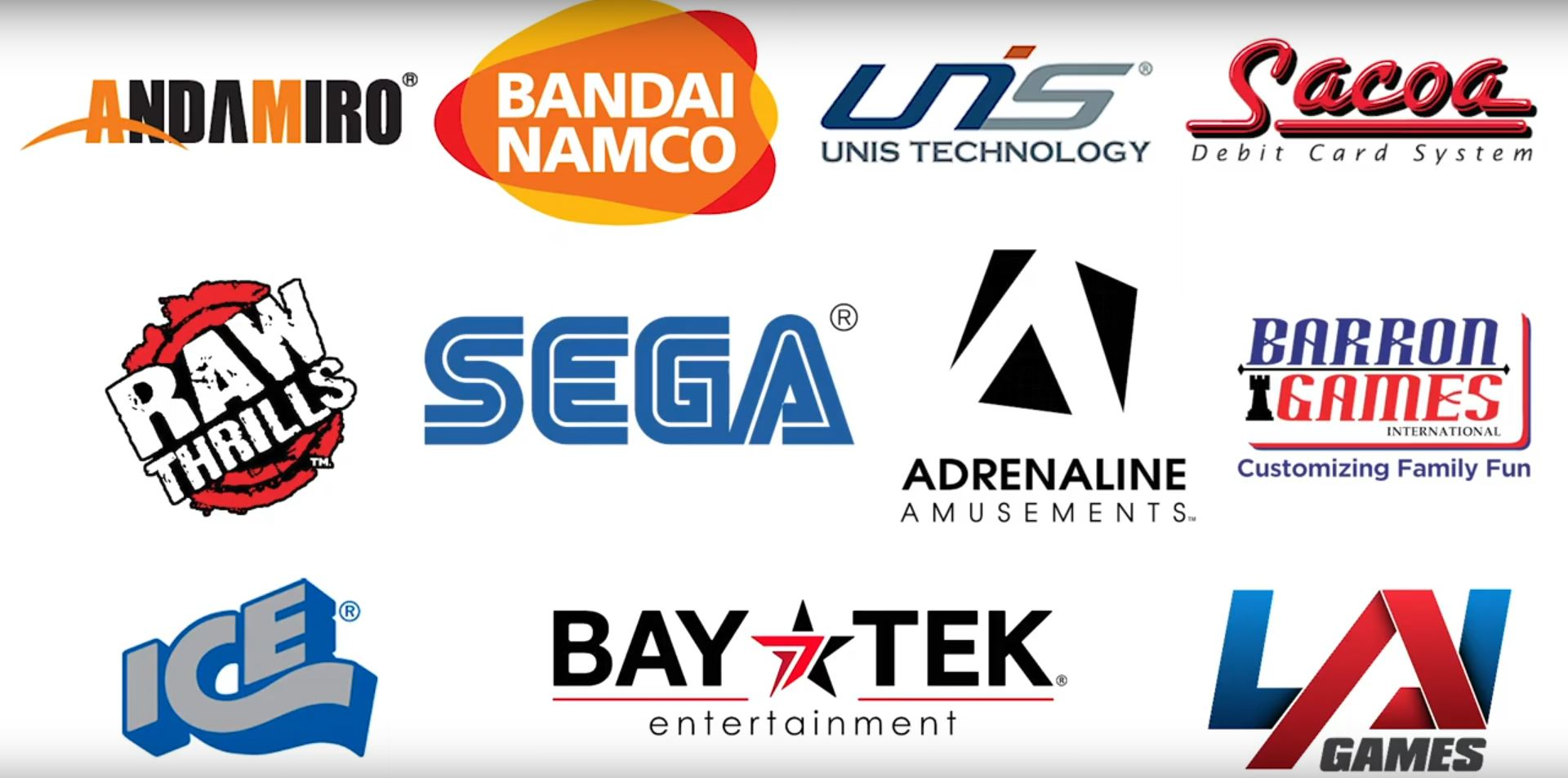 Logos-of-some-of-the-manufacturers-that-we-sell-in-Planet-Arcade